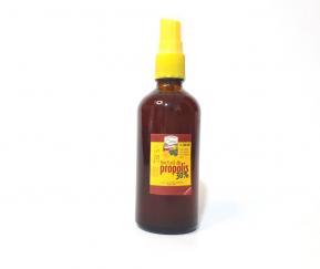 Tinctură de propolis cu pulverizator